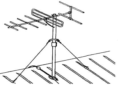 Общий вид антенны СИГНАЛ-6