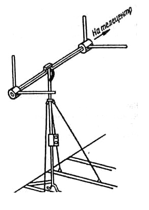 Общий вид антенны ВОЛНА-1