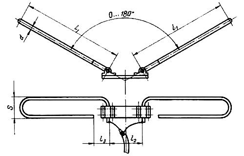 Схемы самодельной антенны