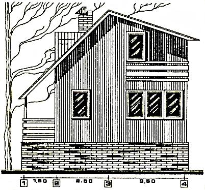 Дом «Комфорт-1»