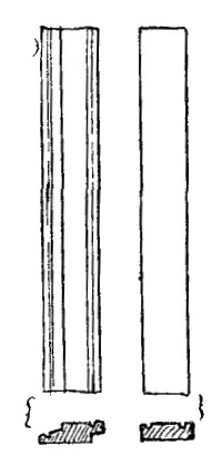 Вертикальная обшивка стен.