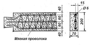 Железобетонная пластина для колодца