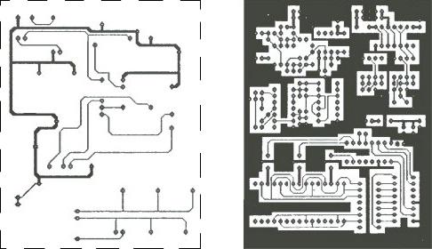 микросхему IC6 (тип 4011)