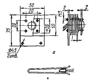 Самодельные радиаторы для транзисторов