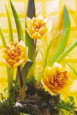 КАРВИНГ - Нарцисс махровый